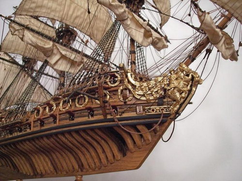 Макет корабля парусника своими руками купить