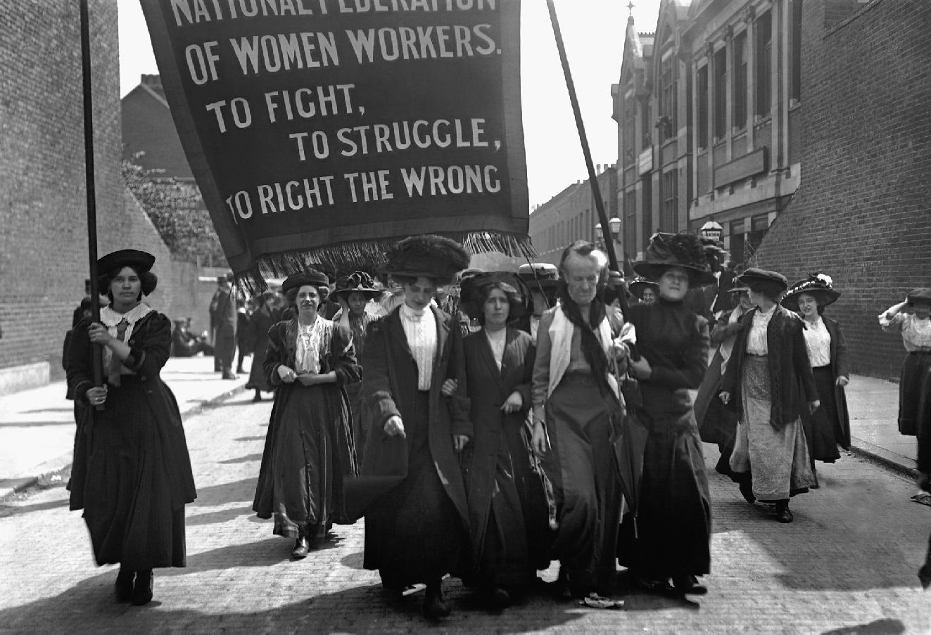 the changes in womens rights in united states history