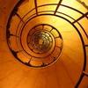 Лестницы спиральные и винтовые.