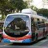 Увеличить, Троллейбусы разных стран - Троллейбусы, транспорт, фото.